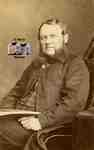 The Rev. Dr. David Waters, Minister of the First Presbyterian Church (1869-1873)