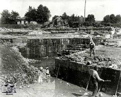Thames Quarry, 1904