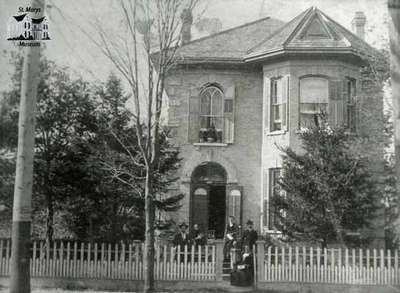 146 Water Street South - Eedy Residence, ca. 1905