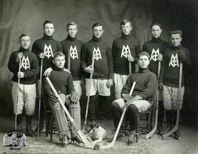 Methodist Young Men's Hockey Club