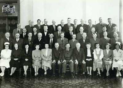 Perth County Council, 1951