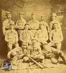 St. Marys Baseball Team, ca. 1880