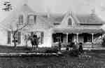 James Donald's stone farmhouse, ca. 1890