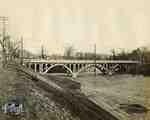 Concrete bridge at Crawford Street, Toronto