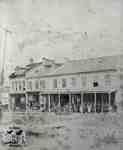 Queen Street, north side just west of Church Street, 1884