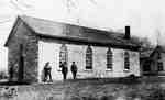 Stone schoolhouse