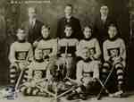 St. Marys Champion Hockey Team, 1915