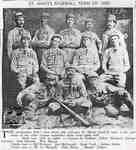 St. Marys Baseball Team, 1889