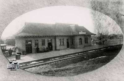 St. Marys Grand Trunk Station