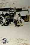 Paving of Queen Street, 1920s