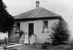 Wellington Street South home, ca. 1909