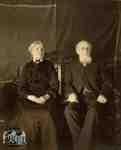 Mr. and Mrs. William Gunning of Blanshard