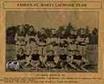 Lacrosse Team - St. Marys Alerts, 1913