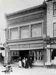 F.W. Hutton Storefront, ca. 1904