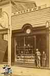 William Andrews storefront, ca. 1880