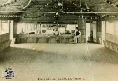 The Pavilion at Lakeside, Ontario