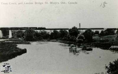 Trout Creek and London Bridge