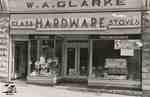 W.A. Clarke Hardware Store - 154 Queen Street East