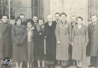 St. Marys Collegiate Staff, ca. 1930s