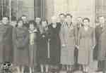 St. Marys Collegiate Staff, ca. 1930s