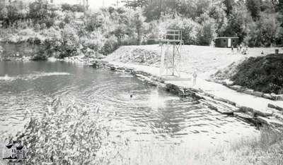 St. Marys Quarry, ca. 1950