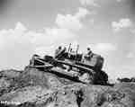 Crawler Tractor Used for Road Construction, Scarborough, ON