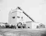 Cement Storage Unit & Trucks, Aldershot, ON