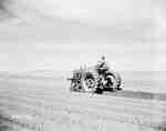 Tractor in a Field, PEI