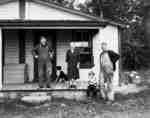 At the home of R. W. Phillipe, Donwell, Saskatchewan