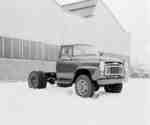IHC truck, model B160.