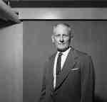Harold S. Russell, portrait.