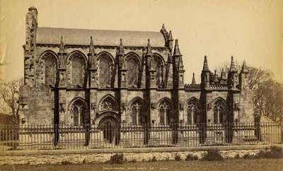 Rosslyn Chapel, South Front