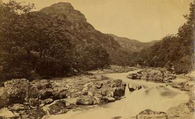 The Falls of Tummel