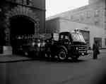 Aerial #7 fire truck for Hamilton, Ontario.
