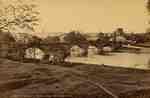 Border Scenery, Kelso Bridge and Abbey