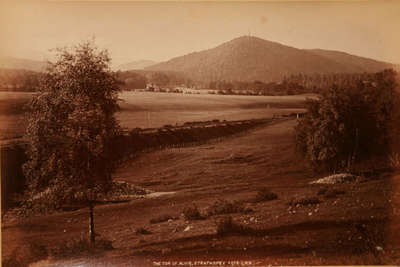 The Tor of Alvie, Strath-Spey