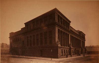 Public Hall, Glasgow