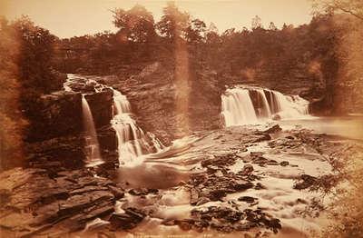 Falls of Clyde, Bonnington