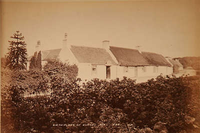Birthplace of Burns, Ayr