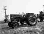 An IHC McCormick B275 Hi-Clear tractor.
