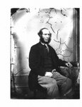Portrait of Joseph Tytler, Elora's first postmaster.