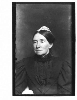 Portrait of Mrs. Philip.
