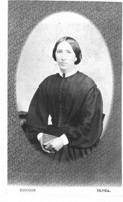 Portrait of Mrs. George Sutherland.