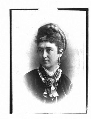 Portait of Augusta Wilkinson