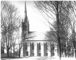 Knox Presbyterian Church, Elora,Ontario.