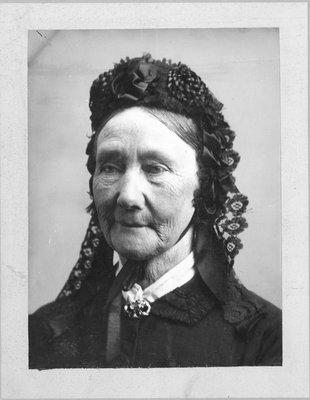 Portrait of Mrs. John Keith (nee Christina Watt)