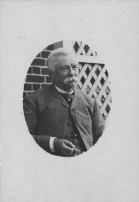 Portrait of Lt.-Col. Charles Clarke.