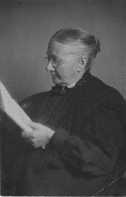 Portrait of Mrs. Thomas Connon.