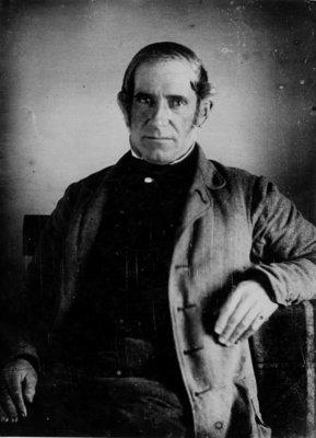 Portrait of Charles Allan.