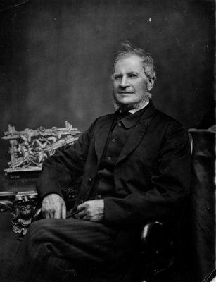 Portrait of an unidentified gentleman.